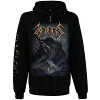 KHORS - Where the Word Acquires Eternity  Hooded Sweat Jacket Zip