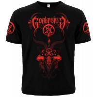 GOATREICH - Godfetor T-shirt