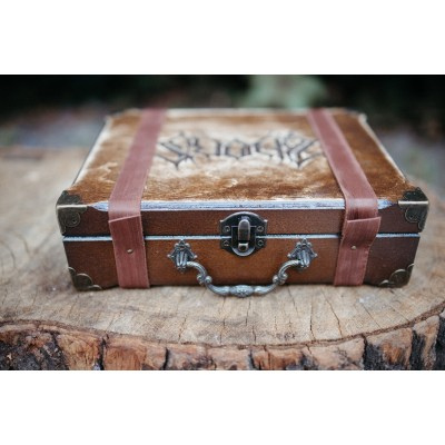KHORS - Where the Word Acquires Eternity  Wooden Box