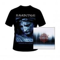 RAVENTALE - Morphine Dead Gardens (TS +CD) Bundle