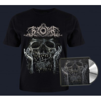 KZOHH - 26  (TS + Digipack CD) Bundle