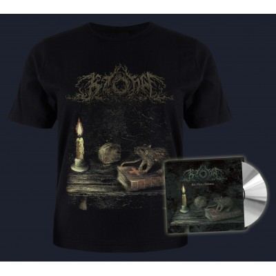 KZOHH - Rye. Fleas. Chrismon.  (TS + Digipack CD) Bundle