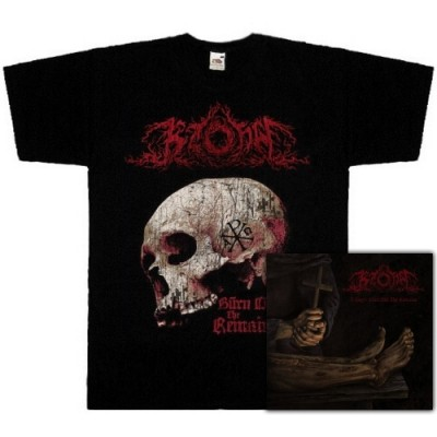 KZOHH - Trilogy: Burn Out The Remains  (TS +CD) Bundle
