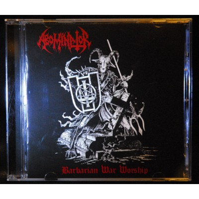 ABOMINATOR - Barbarian War Worship CD