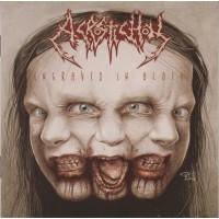 ACROSTICHON - Engraved In Black CD