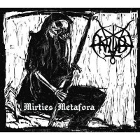 ANUBI - Mirties Metafora  Digipack CD