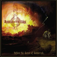 APOSTATE VIATICUM - Before The Gates Of Gomorrah CD