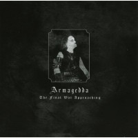 ARMAGEDDA - The Final War Approaching  CD