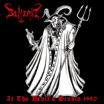 BEHERIT - At the Devil's Studio 1990 CD