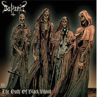 BEHERIT - The Oath Of Black Blood  CD