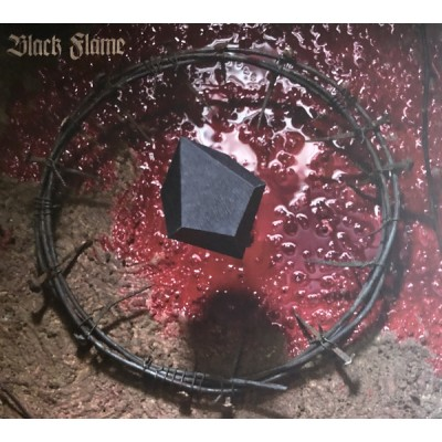 BLACK FLAME - Necrogenesis: Chants From The Grave  Digipaack CD