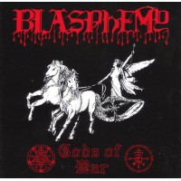BLASPHEMY- Gods Of War CD