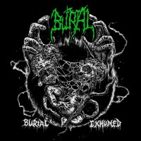 BURIAL - Burial Exhumed CD