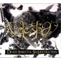 CELESTIA - Dead Insecta Sequestration CD