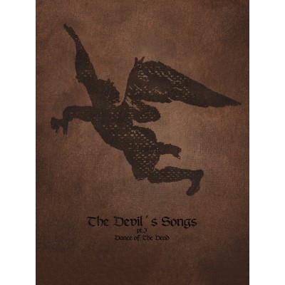 CINTECELE DIAVOLUI - The Devil's Songs I: Dance Of The Dead  A5 Digipak MCD