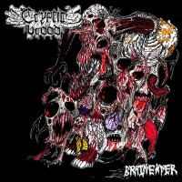 CRYPTIC BROOD - Brain Eater CD