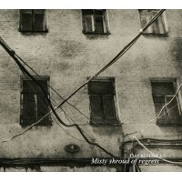DAY BEFORE US - Misty Shroud Of Regrets  Digipack CD