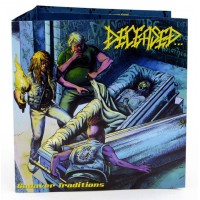 DECEASED - Cadaver Traditions 2CD