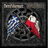 DER STURMER / CAPRICORNUS	- Polish-Hellenic Alliance Against  CD