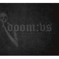 DOOM:VS - Dead Words Speak  Digipack CD
