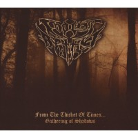 ENDLESS BATTLE - From The Thicket Of Times...Gathering Of Shadows  Digipack CD