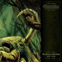 ERUCTATION - The Fumes Of Putrefaction (1992-1995)  CD