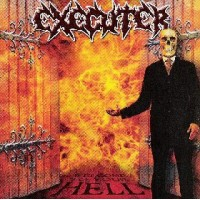 EXECUTER - Welcome To Your Hell  CD