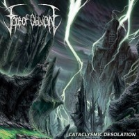 FACE OF OBLIVION - Cataclysmic Desolation CD
