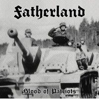FATHERLAND - Blood Of Patriots  MCD