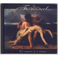 FUNERAL - To Mourn Is A Virtue Digibook CD