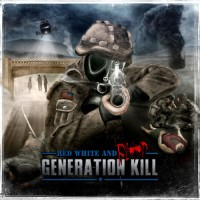 GENERATION KILL - Red White And Blood  Digipack CD