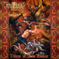GRAVELAND - Dawn Of Iron Blades CD