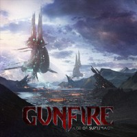 GUNFIRE - Age Of Supremacy Digipack CD