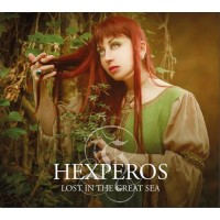 HEXPEROS - Lost In The Great Sea  Digipack CD
