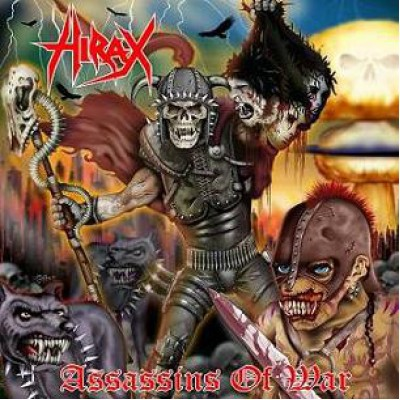 HIRAX - Assassins Of War MCD