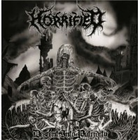 HORRIFIED - Descent Into Putridity CD