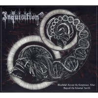 INQUISITION - Bloodshed Across The Empyrean Altar Beyond The Celestial Zenith  Deluxe Digibox CD