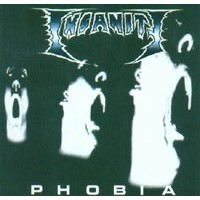 INSANITY - Phobia  CD