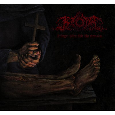 KZOHH - Trilogy: Burn Out The Remains Digipak CD/DVD