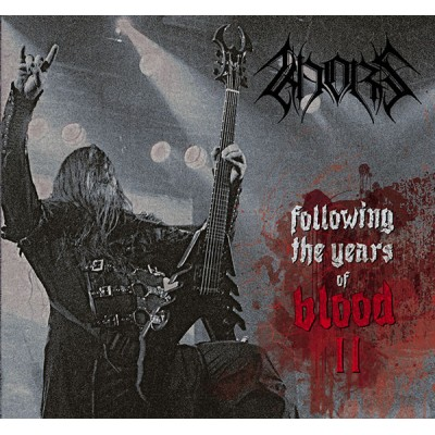 KHORS - Following the Years of Blood  2CD + DVD Digipak