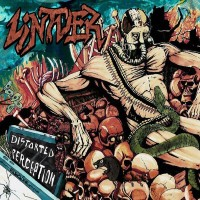 LINTVER - Distorted Perception  CD