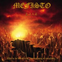 MEFISTO - 2.0.1.6. This is the end of it all... the beginning of everything... CD