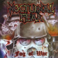 NOCTURNAL FEAR - The Fog of War CD