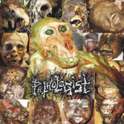 PATHOLOGIST - Anatomically! Autopsically! Decompositionally! Eschatologically! Thanatologically! Part II: Forensic Grind Versus Medical Noise  Digipack 2CD