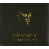 PRIMORDIAL - A Journey's End  Digipack 2CD