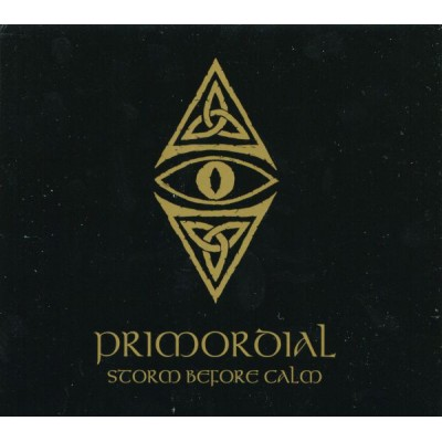 PRIMORDIAL - Storm Before Calm Digipack CD+DVD