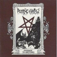 ROTTING CHRIST - Passage To Arcturo CD