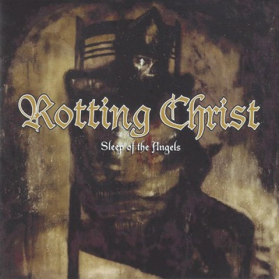 ROTTING CHRIST - Sleep Of The Angels CD