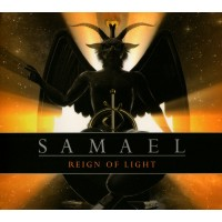 SAMAEL - Reign Of Light Digipak CD+DVD