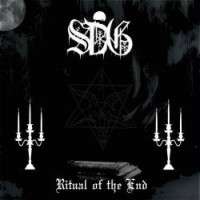 SORCIER DES GLACES - Ritual Of The End CD